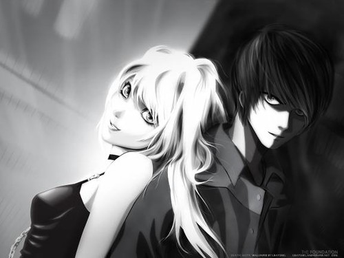 wallpaper death note. Wallpapers Death Note Grayserg