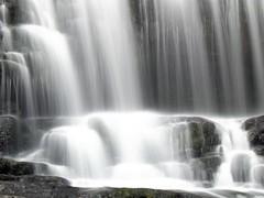 Sgwd Isaf Clun Gwyn - close up (Antony....) Tags: wales waterfall breconbeacons brecon beacons gwyn clun sgwd ystradfellte isaf sgwdisafclungwyn