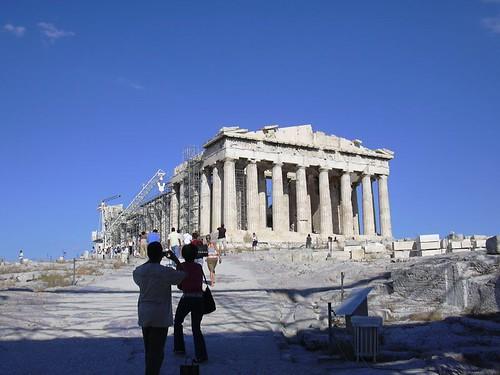 clima en grecia - viajes grecia