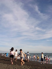 beach (by 小帽(Hat))