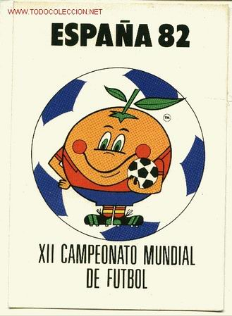 mundiales de futbol mascotas y logos