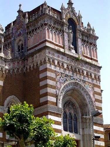 Kapucínus-rendi Lurdi asszonyok temploma, Rijeka