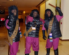 BayCon 2006 - Hotel of the Apes!