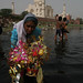 Faith in Yamuna as Mother, Behind Taj