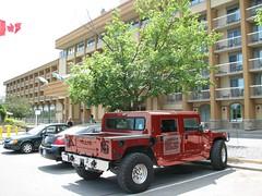 CPB Hummer at PAB2006
