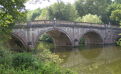 Clumber Bridge (caro1_uk) Tags: nottinghamshire sundaywalks clumberpark