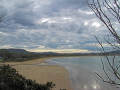 Umina Beach & the mouth of Ettalong Creek (Spikebot) Tags: australia nsw walkies umina brisbanewater pc2257 pearlbeach auspctagged brokenbay