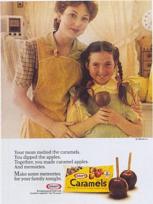 kraft caramels image