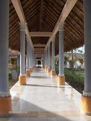 Iberostar hallway (Harrogate) Tags: hotel hallway lindo iberostar paraiso mayanriviera iberostardelmar