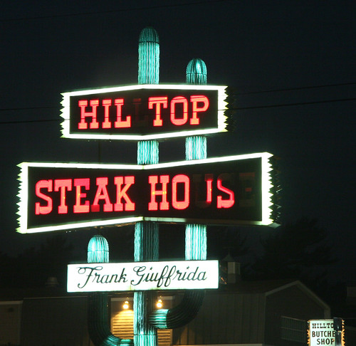 what would YOU do for a steak?