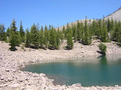 Crags Lake (fort-m) Tags: crags lassen cragslake