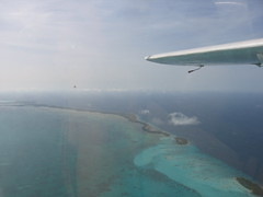 Above Los Roques (korkykatz) Tags: los roques