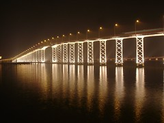 Bridge (A Sutanto) Tags: china longexposure travel bridge night wow macau mywinners