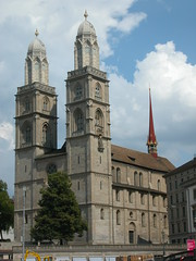 Grossmunster, Zurich