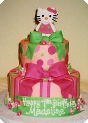 hello kitty 2T (mandotts) Tags: pink green hellokitty explore polkadots birthdaycake bows sugarart childrenbirthday specialoccassioncakes girlsbrithday