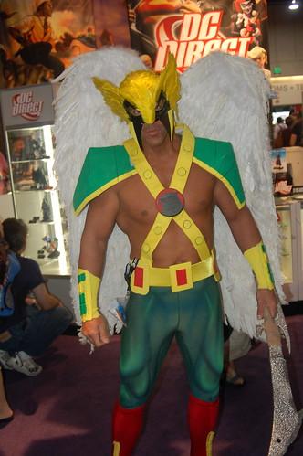 Comic Con 2006: Hawkman