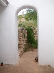 El Morer   doorway