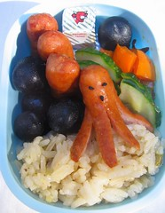 Octodog toddler lunch