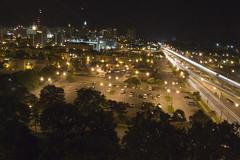 Syracuse at Night from the Marx Hotel (POOLEworks | roger) Tags: syracuseuniversity utataview repeataftermeallrightsreserved nouseallowedifitinvolvesmediscoveringtheuseviagoogle