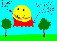 sun's cape (There can be only one  Rob!) Tags: paint delete3 microsoft ms mspaint sunscape deleteit saveit saveit2 deleteit2 saveit3 deleteit4 saveit4 deleteit5 saveit5 deleteit6 deleteit7 deleteit8 deleteit10 deleteit9 deletedbythedeltemeuncensoredsunscapedgroup