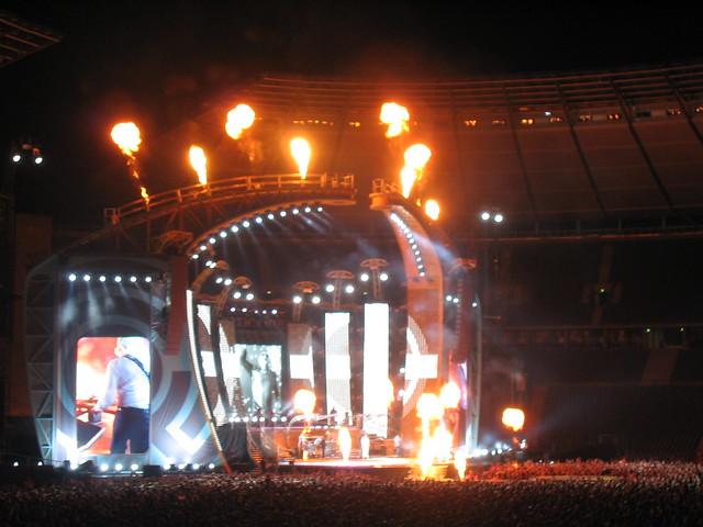 Robbie Williams in Berlin by Tanja*