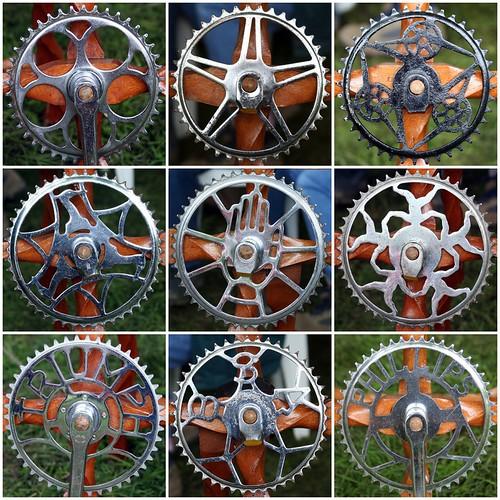 Bicycle Chainwheels