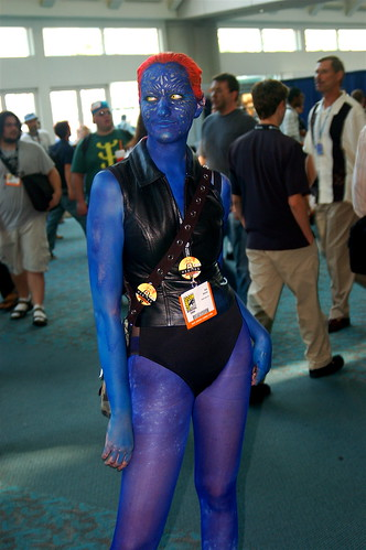 Comic Con 2006: Movie Mystique