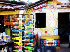 Fishing Season (Prio) Tags: city fish colors stores pipa