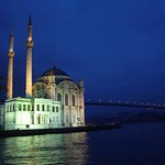 The Ortakoy Mosque-Istanbul