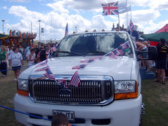 F350 Limousine (Dave-D) Tags: ford limo airshow limousine sunderland f350 carsnap thebiggestgroup daviddunn