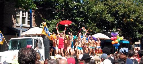 Vancouver Pride Parade 2006