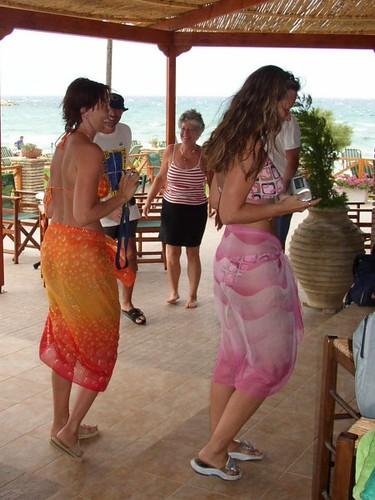 Greece girls