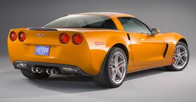 Фотографии Chevrolet Corvette Z06