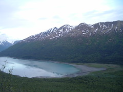 Lake Eklutna (lmm6n) Tags: alaska eklutna glaciallake