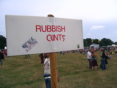 rubbish cunts - by red5standingby
