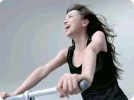 山口智子_トップバリュ アルミフレーム自転車『自転車 篇』