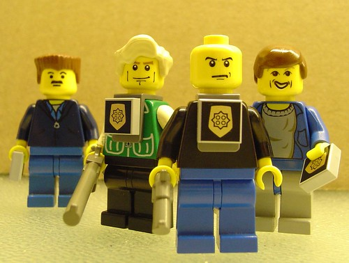 Lego The Shield Strike Team | Flickr - Photo Sharing!