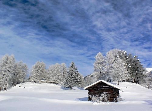 Winter Landscape Tyrol