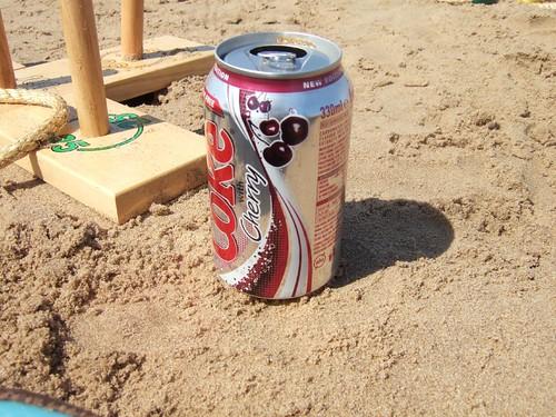Diet Cherry Coke, nectar of the gods