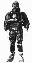 Csuit (The frogman) Tags: vintage oxygen rebreather