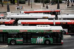 ciao object* buses (* tathei *) Tags: city travel italy rome roma canon eos europe italia object scene 5d dslr 28135mmis