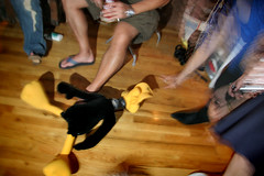 the most well-documented party ever (sgoralnick) Tags: party bbq daffyduck violated themostwelldocumentedpartyever