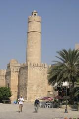 RIBAT OF SOUSSE (hayashiryu) Tags: old city tunisia mosque medieval arab medina sousse fortress ribat yovanson yovansoncom