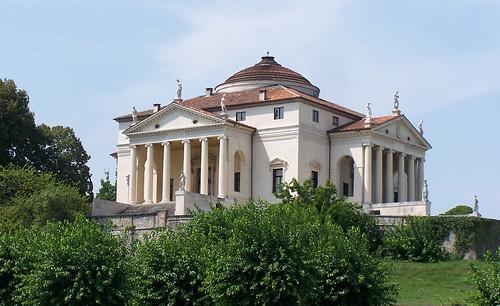 La Rotonda de Palladio, Vicenza
