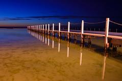 DSC_5879 (emjee) Tags: pool sunrise rocks sydney australia narrabeen
