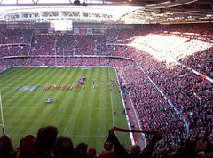 Wales vs Ireland in Cardiff