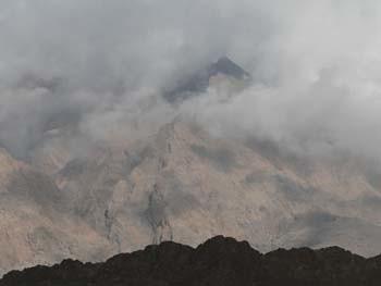 Oman's dramatic scenery