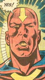 Red Tornado Likes Yes