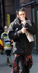 River Delfin Canomanuel Viiperi model after Jeremy Scott (Clara Ungaretti) Tags: street nyc newyorkcity usa ny newyork look fashion america us outfit model unitedstates manhattan unitedstatesofamerica style streetlife smoking northamerica estilo states fashionista hairstyle stylish streetwear estadosunidos longchamp fashionweek streetfashion newyorkfashionweek fashionist novayork streetstyle estadosunidosdaamrica nystyle semanademoda nyfashion fashionworld nyfw fashionlook riverviiperi riverdelfincanomanuelviiperi