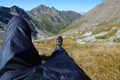 Abstieg vom Hochfeiler (germanium) Tags: wandern südtirol bergwandern hochfeiler bergwanderung pfitschtal hochfeilerhütte